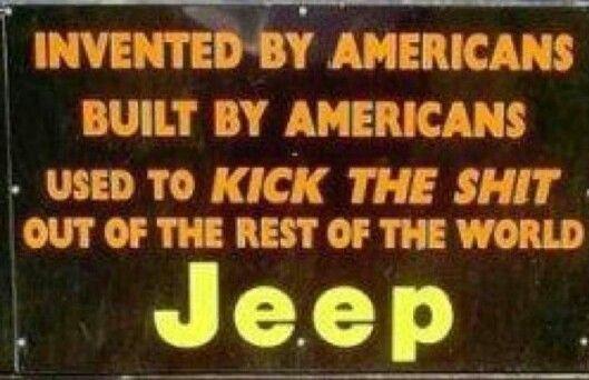 American Made!