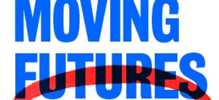 Moving Futures is een nieuw reizend festival  Dansmakers die zich durven uit te spreken over hedendaagse kwesties, die raakvlakken zoeken in menselijk gedrag, filosofie en wetenschap en het publiek uitdagen met hun voorstellingen, installaties, danswandelingen, -diners en -feestjes.Dans niet alleen laten zien maar ook te laten beleven, binnen en buiten de zaal, met een uitgebreid randprogramma en workshops. Moving Futures brengt beweging in de stad.
