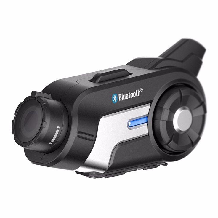 Sena 10C Bluetooth Headset Camera Communication Motorcycle Intercom Single #SENA