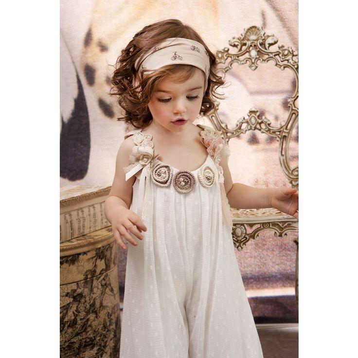 Ολοκληρωμένο πακέτο βάπτισηs με αυτό το Φόρεμα (Dolce Bambini Κωδ.133-1)