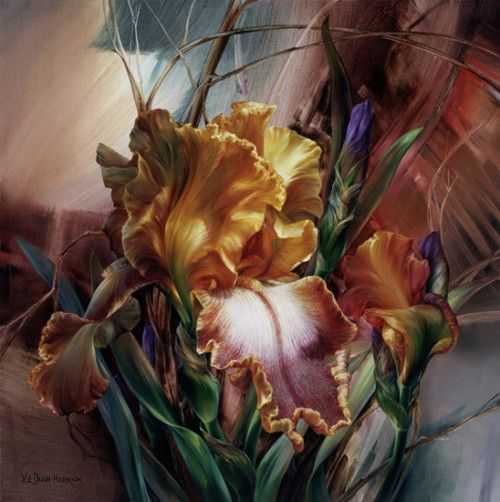 работы художника Vie Dunn-Harr - 10