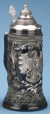 GERMAN EAGLE BEER STEIN