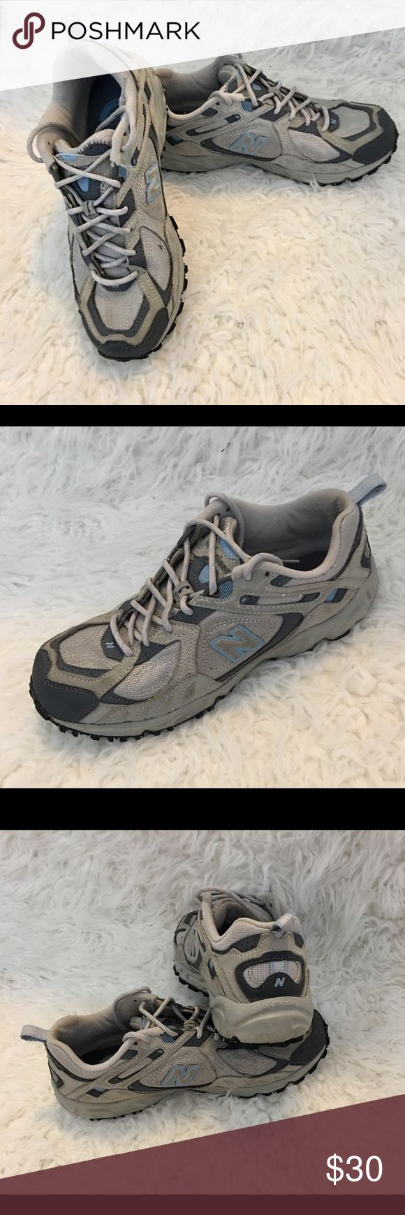 New Balance 471 All Terrain Trail Running Shoes New Balance All Terrain Sneaker - Worn a few times on trails - still in great condition, not even broken in. Original box is included and is in excellent condition. Full tread New Balance Shoes Sneakers