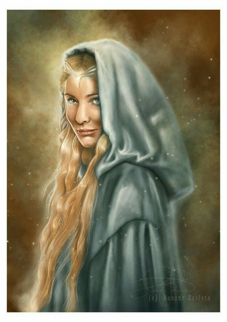 the history of galadriel and celeborn pdf