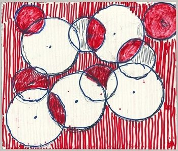Louise Bourgeois - Be Calm (October 1st - 31st)
