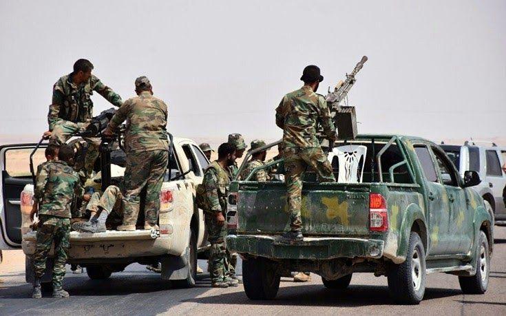 Ο στρατός της Συρίας έσπασε τον κλοιό των τζιχαντιστών στην Ντέιρ Εζόρ