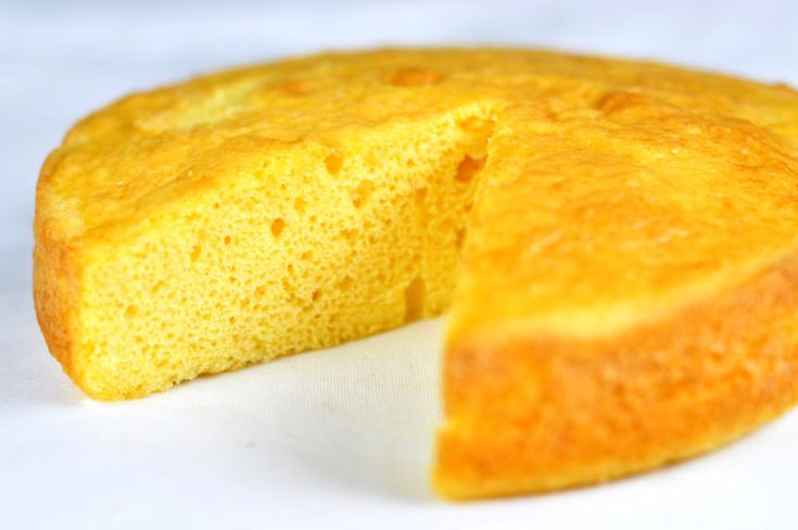 Vanilla Sponge Cake or Genoise Cake as some may be more familiar, is a ...