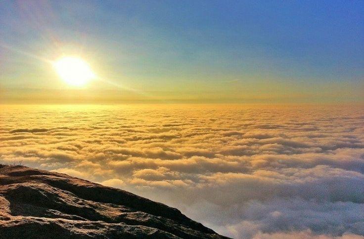 Catch the sunrise at Nandi hills.