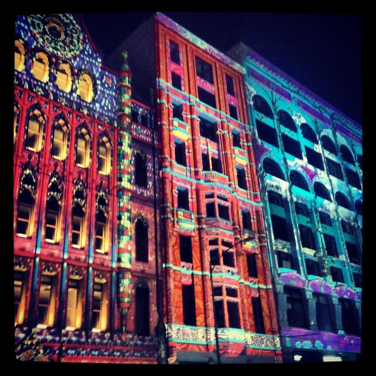 White Night Melbourne!!