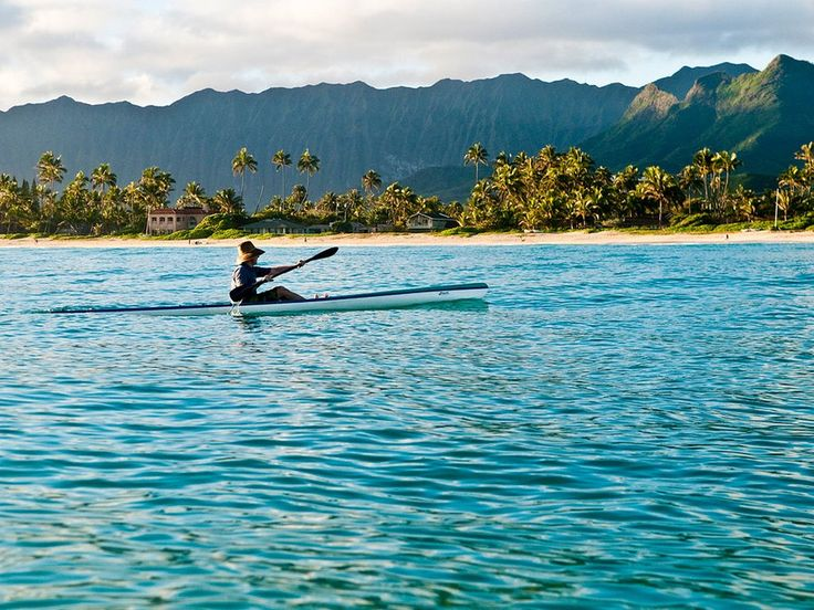 The most visited of Hawaii's islands, Oahu is the seat of the state capital, Honolulu, and also the site of historic Pearl Harbor. The island's North Shore is legendary for its surfing, and Oahu is one of the most ethnically diverse cities in America. —Jenna Scherer Read more: Top 30 Islands in the World