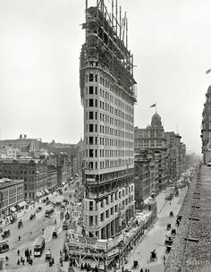 Flatiron Building | The Flatiron, Flatiron Building and Building