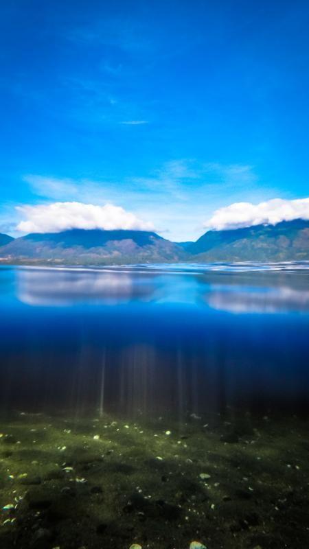singkarak lake Photo by alfred chaniago — National Geographic Your Shot