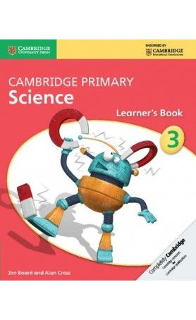 Cambridge Primary Science is a flexible, engaging course written specifically for the Cambridge Primary Science curriculum framework. ISBN: 9781107611412