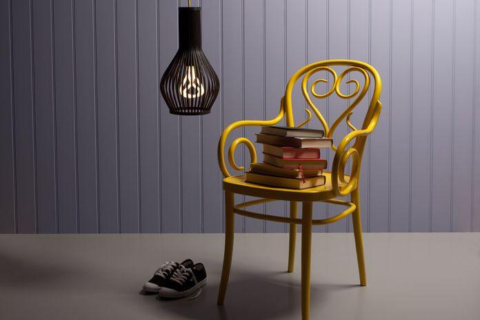 Plumen – The World's First Designer Energy Saving Light Bulb