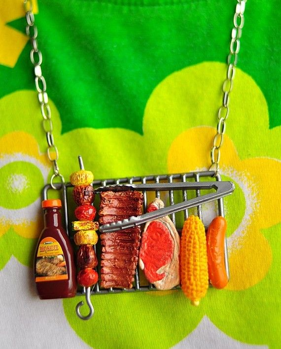 BBQ Necklace