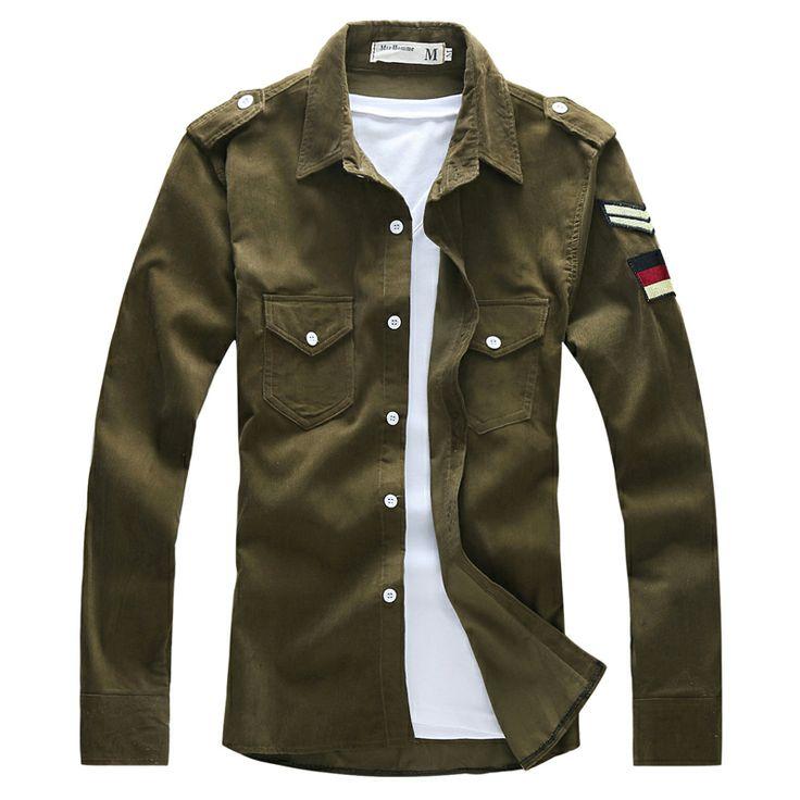 SHOP ---> http://articulo.mercadolibre.com.pe/MPE-407738061-claudia-shop-camisa-estilo-militar-caballero-importado-pedid-_JM