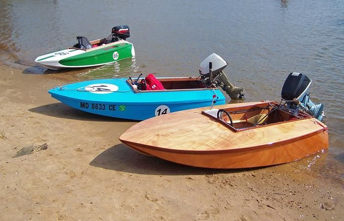 Cocktail Class Racer Wooden Outboard Motor Boat Boatsbuilding Boat Building Boat Boat Plans