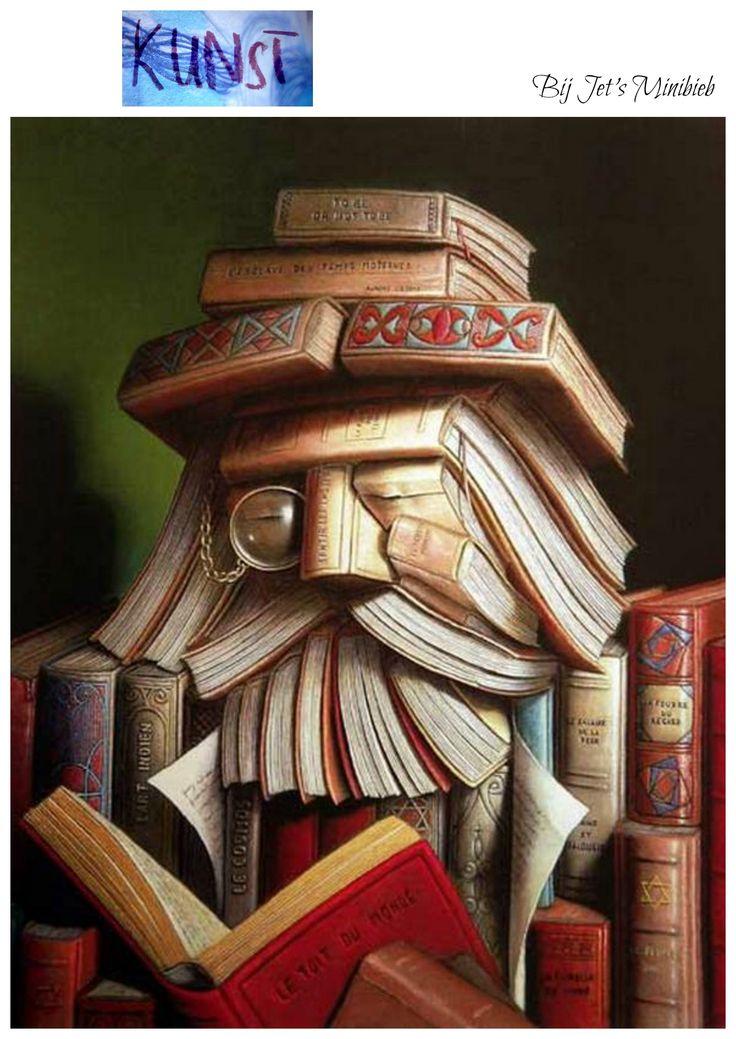 André Martins de Barros.  Bookmans Art.