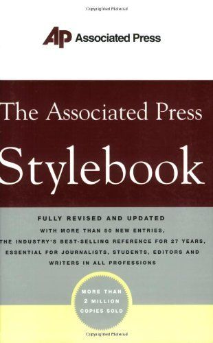 42 best on our bookshelf images on pinterest baby books dramas i never write anything without the ap stylebook by my side its the definitive guide fandeluxe Choice Image