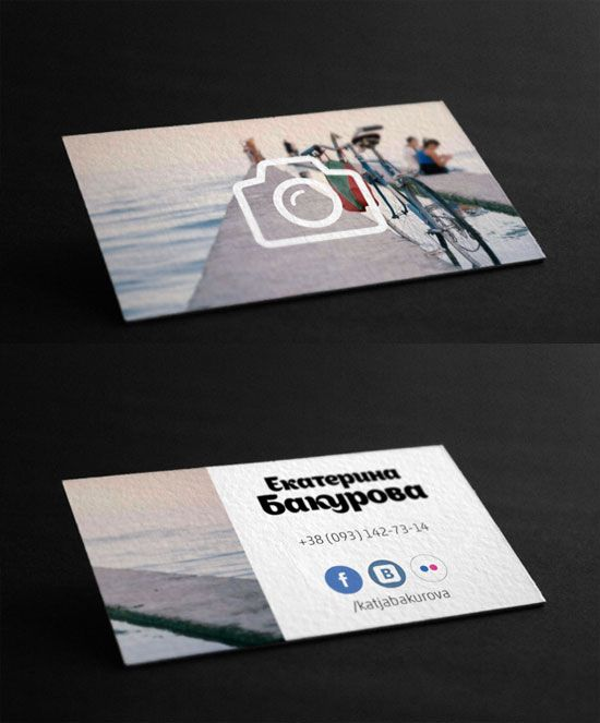 Photographer Business Cards its so cool how this looks i really like this alot. ; Mario Ivanov