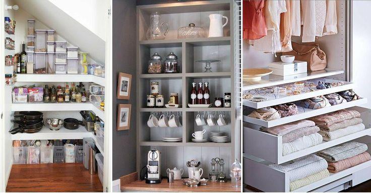 17 mejores ideas sobre organizar los armarios de la cocina for Como mantener silencio en un comedor escolar