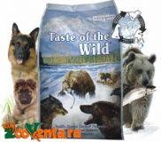 Сухой корм Taste of the Wild для собак Pacific Stream Canine с копченым лососем