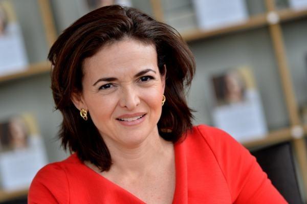 Sheryl Sandberg, COO Facebooka, 6. najpotężniejsza kobieta świata. Imponuje nam!