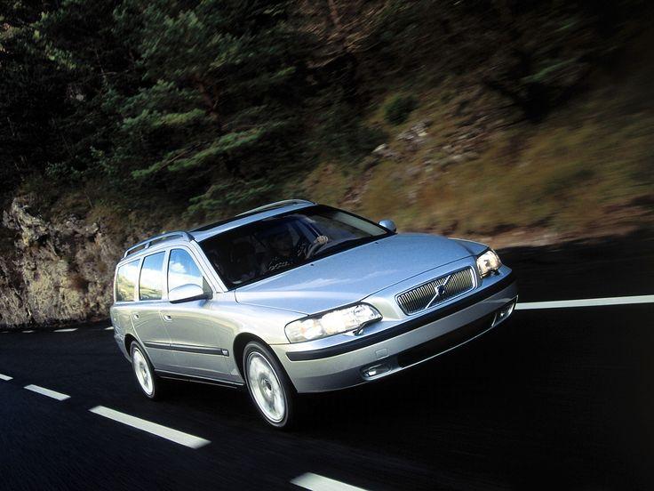 Volvo V70 '2000–05