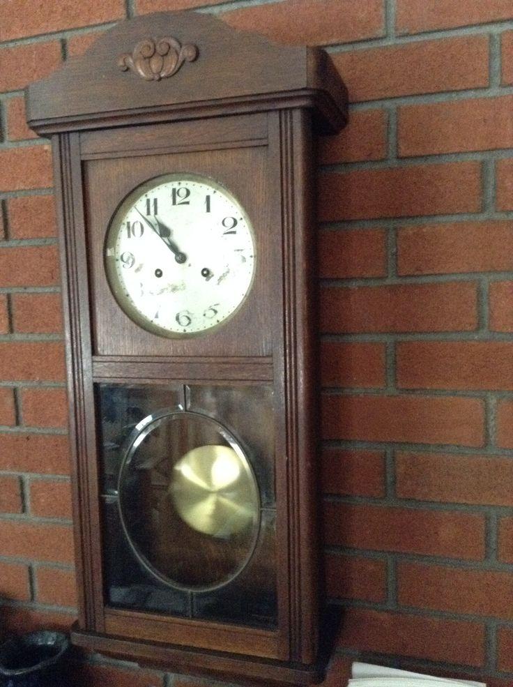 Junghans wall clock, still working Relogios