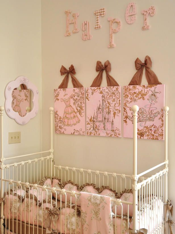 48 best baby girl rooms first nursery images on pinterest child take a look at our awesome baby girls room get more decorating ideas at http solutioingenieria Images