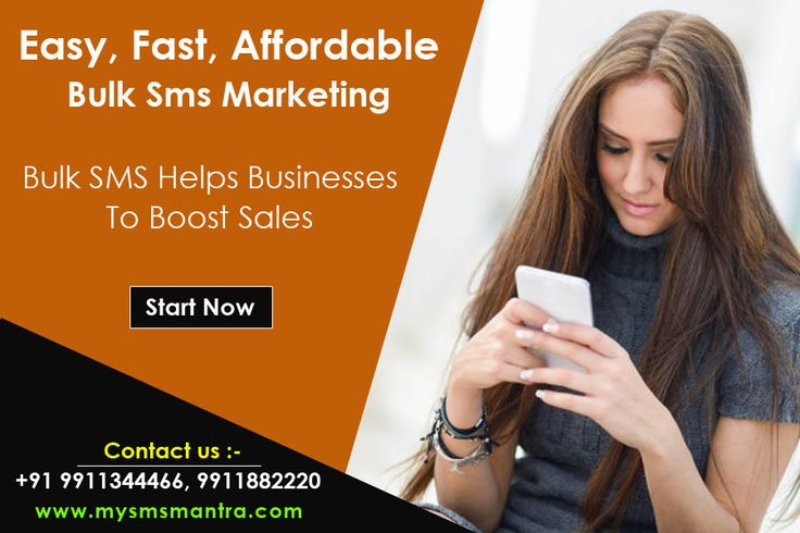 Are you looking for a new methods to advertise your business, Either online or in the real world? www.MySmsMantra.com/ could help you in exposure about your business, by sending Bulk sms from your computer though internet to your clients. # https://goo.gl/bwBvf