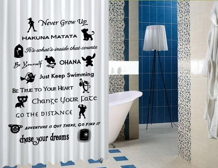 """Disney lessons learned Mash up High Quality Custom Shower Curtain 60"""" x 72"""" #Unbranded #Modern #BestQuality #Cheap #Rare #New #Latest #Best #Seller #BestSelling #Cover #Accessories #Protector #Hot #BestSeller #2017 #Trending #Luxe #Fashion #Love #ShowerCurtain #Luxury #LimitedEdition #Bathroom #Cute #ShowerCurtain #CurtainGift"""