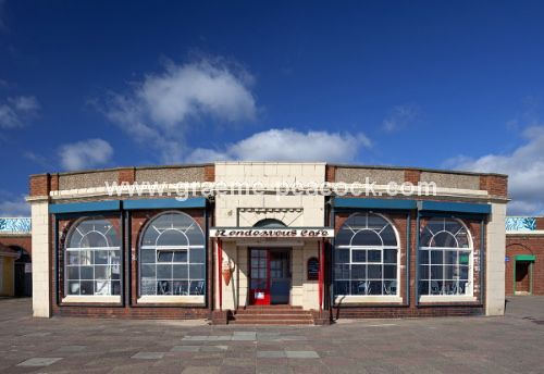 image of The Rendezvous Cafe, Whitley Bay, North Tyneside