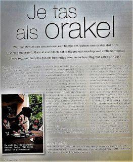 Digitale Bibliotheek: 8jan17 Je Tas als Orakel Happinez Inspiration    ...