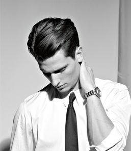 The Fearless Style look is all about extreme elegance and is perfect for medium length #menshair