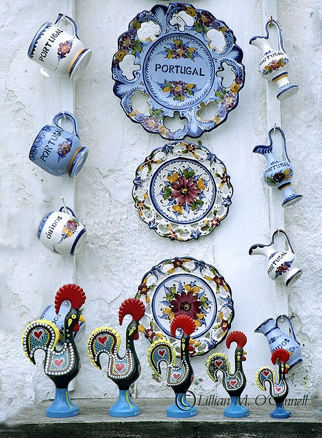 Portugal Pottery