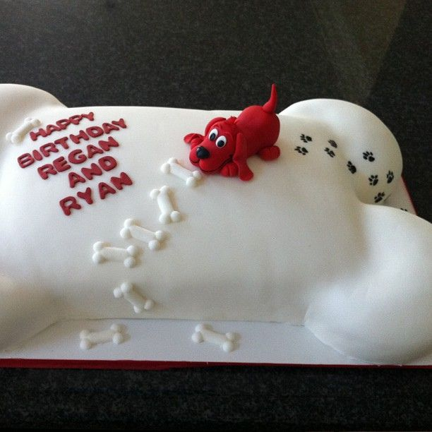 clifford the big red dog birthday - Google Search