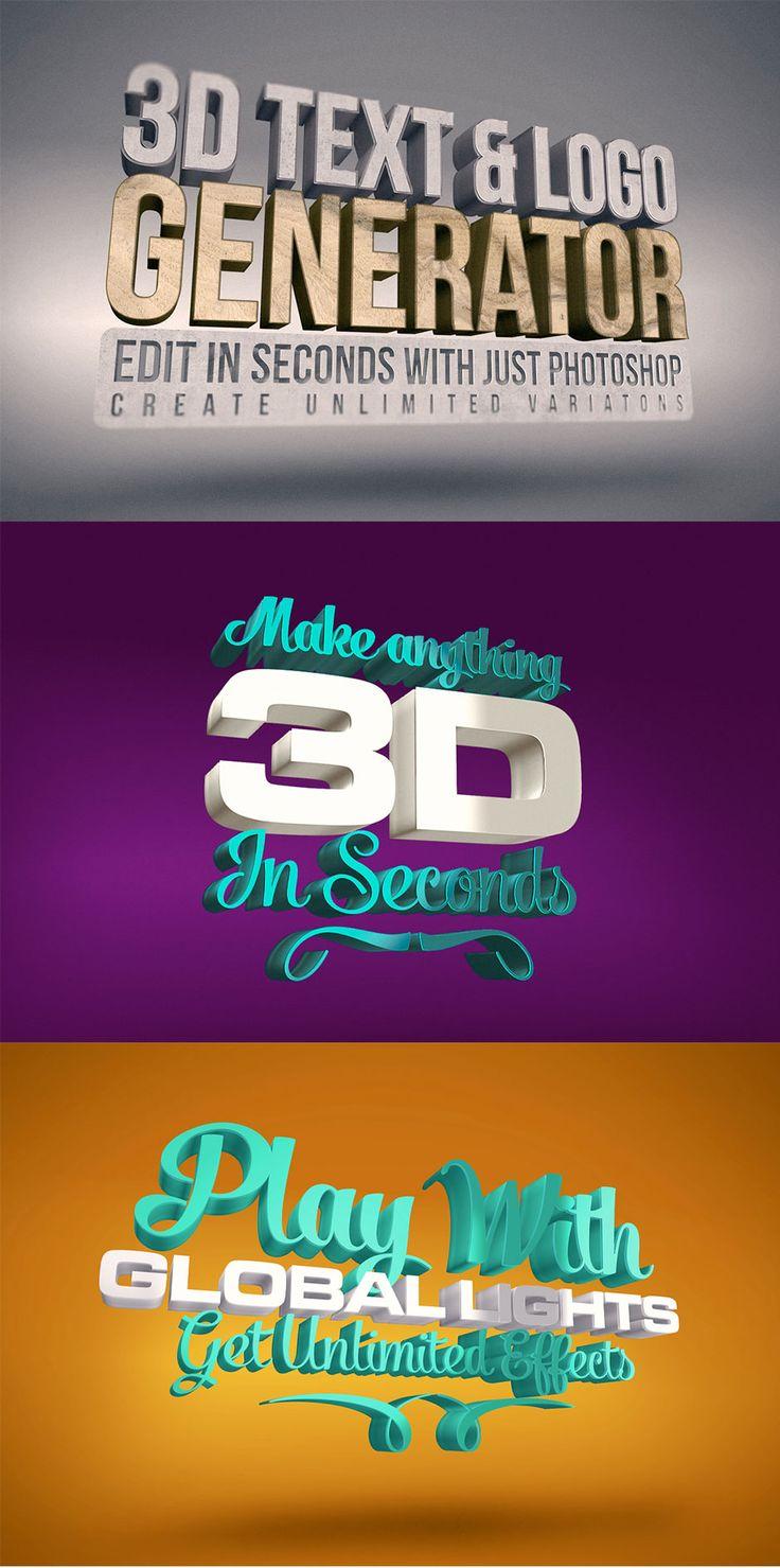 Poster design generator - The Artistic Design Bundle