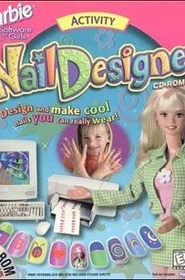 (*** http://BubbleCraze.org - You'll never put this Android/iPhone game down! ***) Barbie Nail Designer | 21 Barbie Computer Games You Totally Forgot Existed