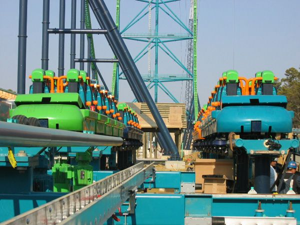 Kingda Ka - #SixFlags Great Adventure (Jackson, New Jersey, USA) #rollercoaster