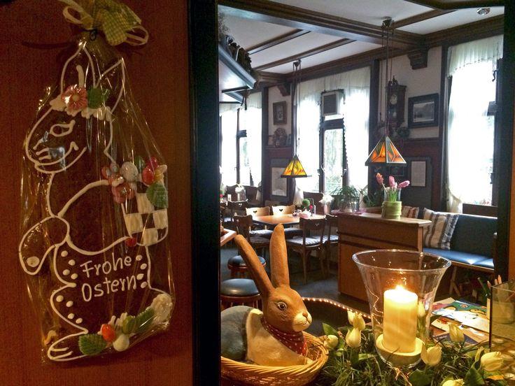 Wir wünschen alle Gästen frohe Ostern 2016 Kurzinfo: Karfreitag und Ostersamstag 6 mal Fisch auf unserer Tageskarte - Ostersonntag und -montag ab 14:30 Uhr Tische verfügbar .oO
