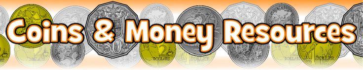 17 best images about money maths on pinterest coins money worksheets and student centered. Black Bedroom Furniture Sets. Home Design Ideas