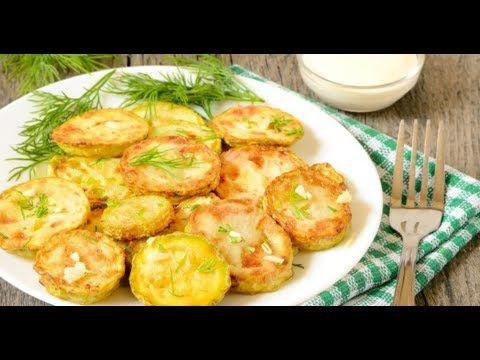 Кабачки Запеченные Под Сыром! Очень Вкусно и Просто! Запеканка из Кабачков! - YouTube