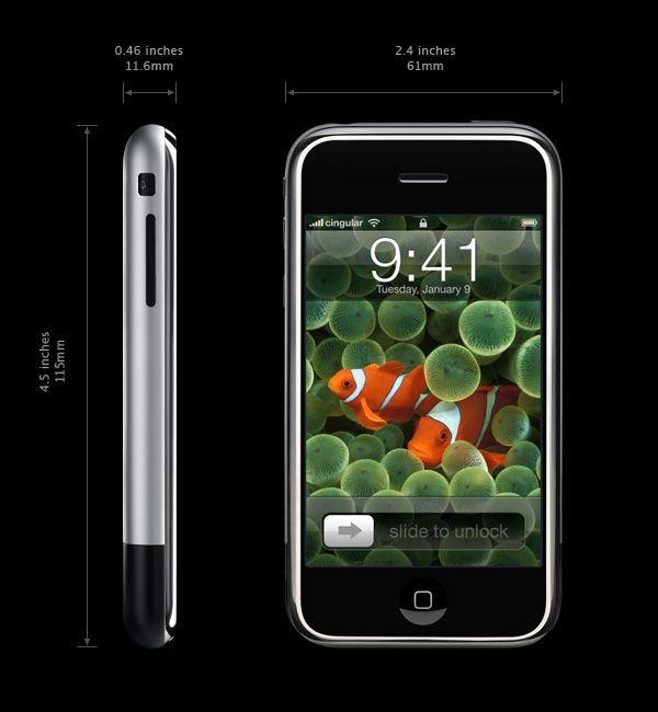 Apple - iPhone - Tech Specs