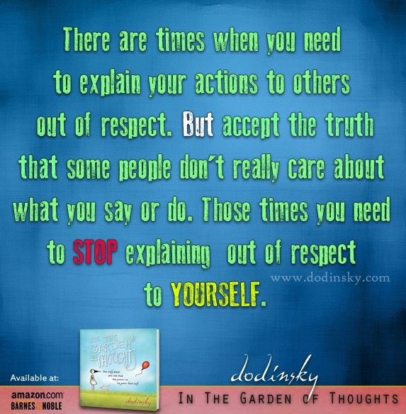 "an explanation of respect towards yourself and others Yet it is very difficult to respect others when you don't even respect yourself it's  been  katie commented with a very clear definition of self-respect, calling it ""a  pride in self  below are 8 ways to help you build a healthy respect for yourself."