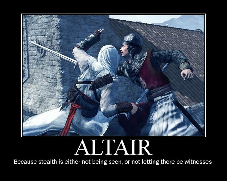 Altair by Michaelsully.deviantart.com on @deviantART