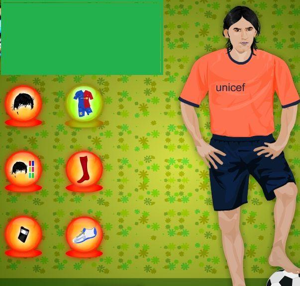 Giydirme Oyunları, Messi Giydir oyununda iyi eğlenceler dileriz. http://www.yenioyun.net/giydirme-oyunlari/messi-giydir.html