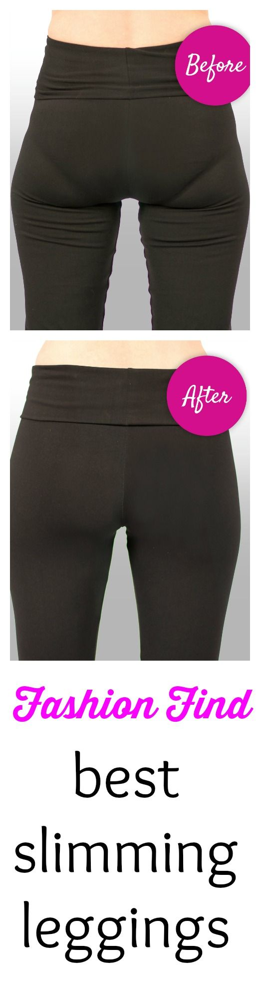 Favorite slimming leggings from Hold Your Haunches. This shapewear for women is the perfect solution to smoothing and tightening your legs and booty. A fashion find.