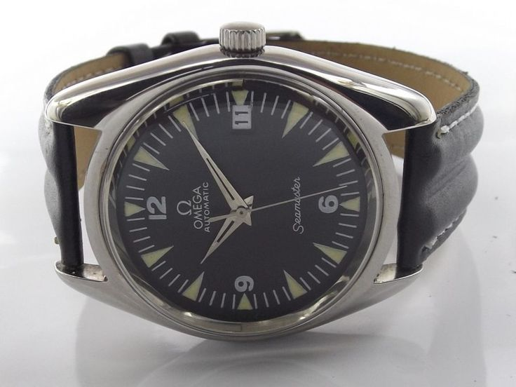 VINTAGE OMEGA SEAMASTER AUTOMATIC SWISS MENS DATE WATCH CAL#565