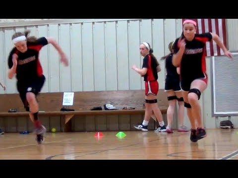 Softball Base Running | Softball Speed Training - YouTube